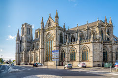 Church Notre Dame des Champs Stock Photo