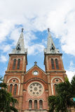 The church of Notre Dame, Ho Chi Minh City Royalty Free Stock Photos