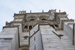 The Church in Notre Dame. Paris, France Royalty Free Stock Image