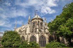 Church Notre Dame in Paris Stock Images