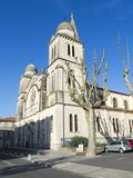 Church of Notre-Dame, Revel. France Royalty Free Stock Photography