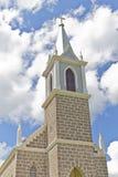 Church at Nova Petropolis Royalty Free Stock Photos