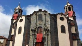Church of nuestra Señora de la Concepción Royalty Free Stock Images