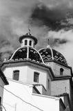 Church of Nuestra Señora del Consuelo or La Mare de Déu del Consol (Our Lady of Solace) Stock Image