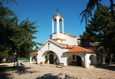Church of Obzor in Bulgaria Royalty Free Stock Photo