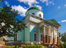 Church in ochyor Royalty Free Stock Photography