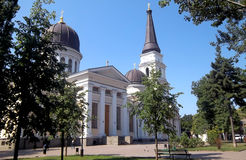 Church odessa Royalty Free Stock Images