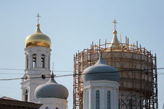 Church in Odessa Ukraine Royalty Free Stock Photography