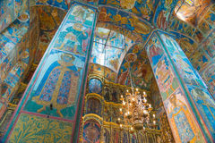 Free Church Of Elijah The Prophet In Yaroslavl. Golden Ring, Russia. Royalty Free Stock Images - 89029879