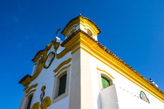 Free Church Of Our Lady Of Loreto Located On The Island Of The Frades Royalty Free Stock Photo - 84640445