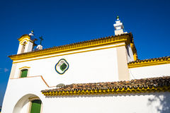 Free Church Of Our Lady Of Loreto Located On The Island Of The Frades Stock Image - 84650051