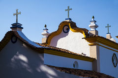 Free Church Of Our Lady Of Loreto Located On The Island Of The Frades Stock Images - 84713264