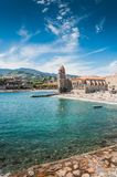 Church Of Our Lady Of The Angels In Collioure, France Royalty Free Stock Image