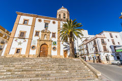 Free Church Of Ronda, Malaga, Spain Royalty Free Stock Photography - 82307447