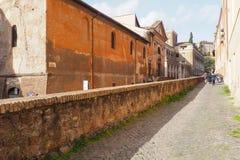 Free Church Of San Giovanni Decollato In Rome, Italy Stock Image - 171131111