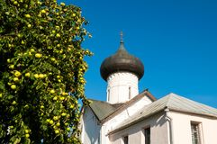 Free Church Of Simeon The God Receiver In Veliky Novgorod, Russia - Architecture Landscape Stock Images - 102426454