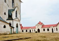 Church Of St. John Of Nepomuk - Zelena Hora Royalty Free Stock Photography
