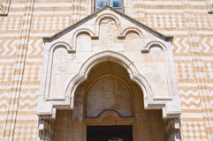 Free Church Of St. Maria Del Casale. Brindisi. Puglia. Italy. Stock Images - 32130014