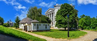 Free Church Of St. Nicholas Of Myra In Kyiv, Ukraine Stock Photo - 215041010