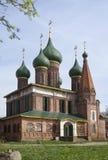Church Of St. Nicholas The Wet In Yaroslavl, Russi