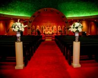 Free Church Of The Annunciation, Cranston, RI Royalty Free Stock Image - 117743726