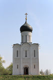 Church Of The Intercession On The Nerl, Russia Royalty Free Stock Images