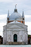 Church Of The Most Holy Redeemer In Venice, Italy Stock Images