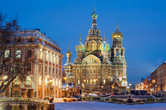 Free Church Of The Resurrection Of Christ (Savior On Spilled Blood), St. Petersburg, Russia Royalty Free Stock Photography - 67479887