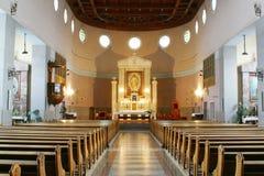 Free Church Of The Sacred Heart Of Jesus, Salata In Zagreb Stock Image - 177131131