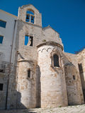 Church of Ognissanti. Trani. Apulia. Stock Images