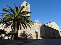 Church in Olbia Stock Photos