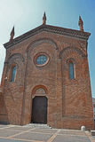 Church of the old building Royalty Free Stock Photography