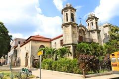 Church in old Havana, Cuba Stock Image