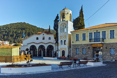 Church in old town of Xanthi, East Macedonia and Thrace Stock Photography