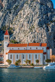 Church in Omis Stock Images