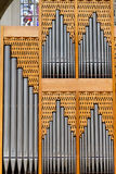 Church organ Stock Photography