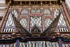 Free Church Organ Royalty Free Stock Photos - 57686458