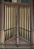 Church Organ. Stock Photography
