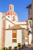 Church in the Orotava Stock Image