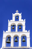 Church Orthodox In Santorini Royalty Free Stock Images