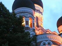 church orthodox russian Στοκ φωτογραφία με δικαίωμα ελεύθερης χρήσης