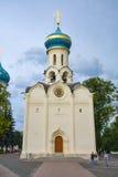 Church. Orthodox Church in Sergiev Posad, Russian Federation royalty free stock photos