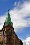 Church in Oslo, Norway Royalty Free Stock Photography
