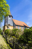 Church Ostenholz Royalty Free Stock Images