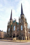 Church in Ottawa.Canada Royalty Free Stock Photography