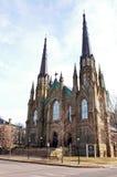 Church in Ottawa.Canada. St. Dunstan's Basilica in Ottawa, Canada royalty free stock photography