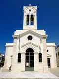 Church of Our Lady of the Angels in Rethymnon, Greece Royalty Free Stock Photography