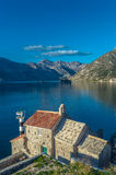 Church of Our Lady of Angels, Verige, Kotor Royalty Free Stock Photo