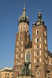 Church of Our Lady Assumed into Heaven in Krakow Royalty Free Stock Images