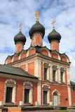 Church of Our Lady of Bogolyubovo Royalty Free Stock Images